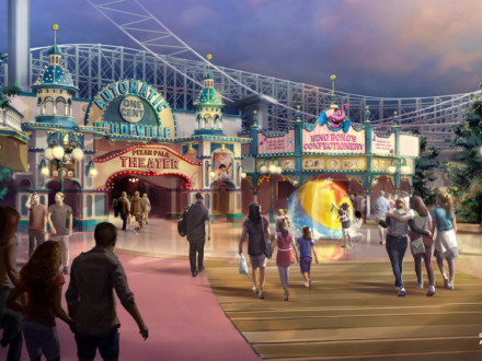 pixar pier boardwalk