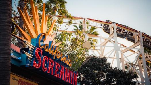 Screamin in California-X3